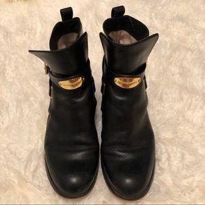 MICHAEL Michael Kors Moto Ankle Boots